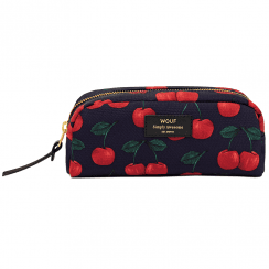 Cherries Beauty Make up Bag