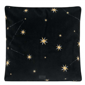 Cosmos Star Velvet Cushion