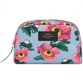 Flowers Big Beauty Make up Bag