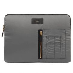 "Grey Bomber MacBook Pro 13"" Laptop Sleeve"