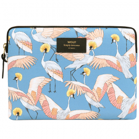 Imperial Heron iPad Sleeve