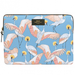 "Imperial Heron MacBook Pro 13"" Laptop Sleeve"