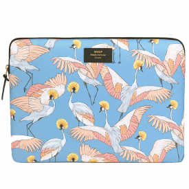 "Imperial Heron Macbook Pro 15"" Laptop Sleeve"