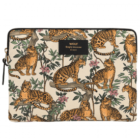 Lazy Jungle iPad Sleeve