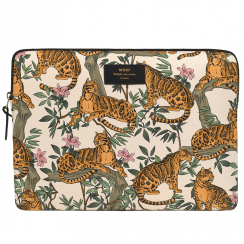 "Lazy Jungle MacBook Pro 13"" Laptop Sleeve"