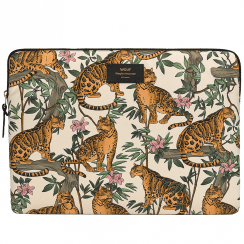 "Lazy Jungle Macbook Pro 15"" Laptop Sleeve"