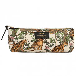 Lazy Jungle Pencil Case