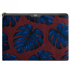 "Leaves Velvet MacBook Pro 13"" Laptop Sleeve"