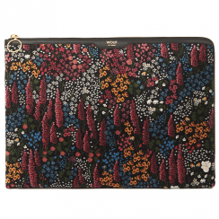 "Leila Velvet MacBook Pro 13"" Laptop Sleeve"