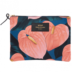 Lily Zipped Large Pouch