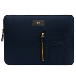 "Navy Bomber MacBook Pro 13"" Laptop Sleeve"