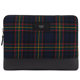 Navy Scotland iPad Sleeve