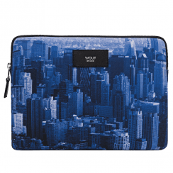 NYC Zipped iPad Sleeve