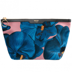 Orchidée Velvet Big Beauty Make up Bag