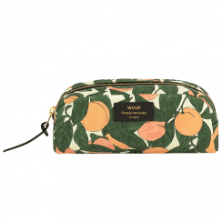 Peach Beauty Make up Bag