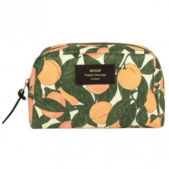 Peach Big Beauty Make up Bag