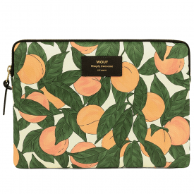 Peach iPad Sleeve