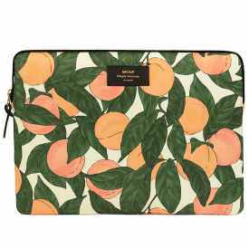 "Peach MacBook Pro 13"" Laptop Sleeve"
