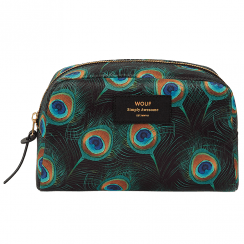 Peacock Big Beauty Make up Bag