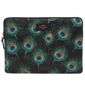 "Peacock MacBook Pro 13"" Laptop Sleeve"
