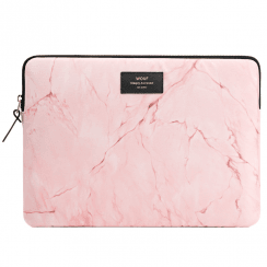 "Pink Marble MacBook Pro 13"" Laptop Sleeve"