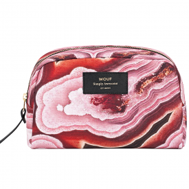 Pink Mineral Big Beauty Make up Bag