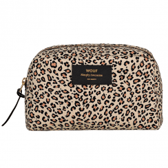 Pink Savannah Big Beauty Make up Bag