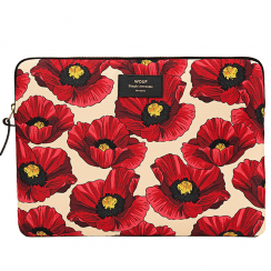 "Poppy MacBook Pro 13"" Laptop Sleeve"