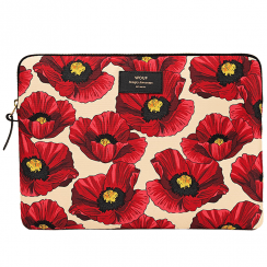 "Poppy Macbook Pro 15"" Laptop Sleeve"