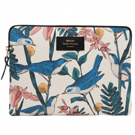 Pretty Birdies iPad Sleeve