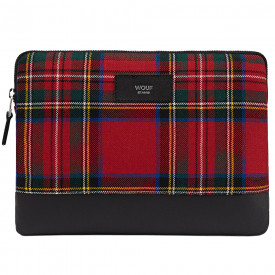 Red Scotland iPad Sleeve