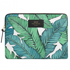 Tropical Zipped iPad Sleeve