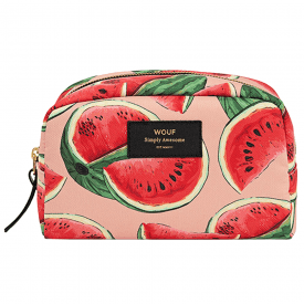 Watermelon Big Beauty Make up Bag