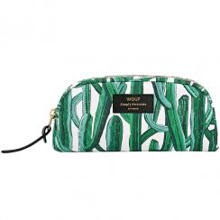 Wild Cactus Beauty Make Up Bag