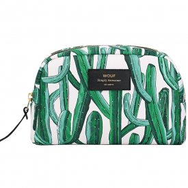 Wild Cactus Big Beauty Make up Bag