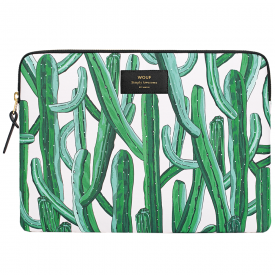 "Wild Cactus MacBook Pro 13"" Laptop Sleeve"