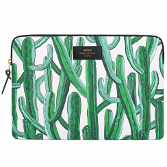 "Wild Cactus Macbook Pro 15"" Laptop Sleeve"