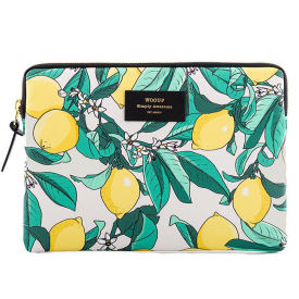 Yellow Lemon iPad Sleeve