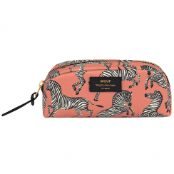 Zebra Beauty Make up Bag