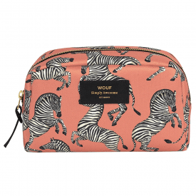 Zebra Big Beauty Make up Bag