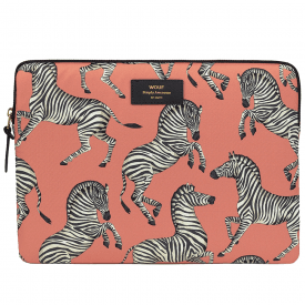 "Zebra MacBook Pro 13"" Laptop Sleeve"