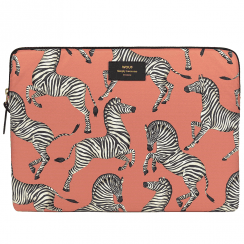 "Zebra Macbook Pro 15"" Laptop Sleeve"