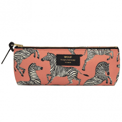 Zebra Pencil Case